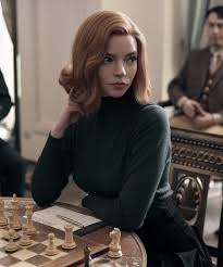 Netflix Trailer Queens Gambit ...