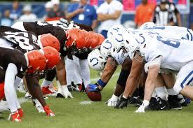 Preseason Week 2 Colts vs Browns ...