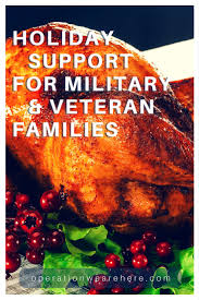 adopt a military family opportunities