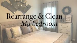 rearrange with me clean with me my