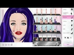 stardoll barbie makeup tutorial games