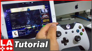 remote play xbox one games to windows