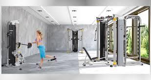 premier exercise equipment showroom