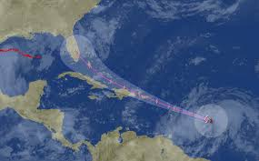 Florida in cone as hurricane center ...