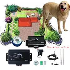 023 Safety In Ground Pet Dog Electric Fence With Chargable Dog Electronic Training Collar Buried Electric Dog Fence System Training Collars Aliexpress