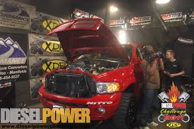 DPC '11 Dyno - Dustin West 2005 Dodge Ram 2500 Photo & Image Gallery