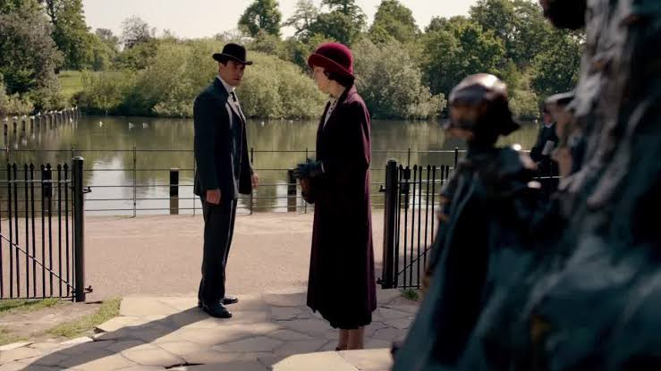"Resultado de imagem para Kensington Gardens, london, dowtown abbey"""