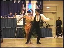 Bill Sparks & Shirley Johnson - Cafe Latino 1994 - YouTube
