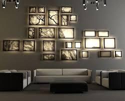 backlit art wall lightbox art design