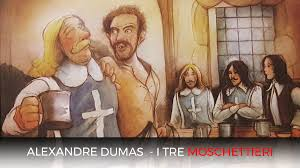 Alexandre Dumas - I Tre Moschettieri