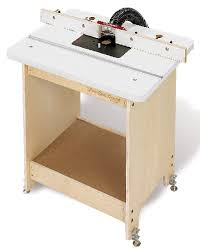 Product Review Pinnacle Honing Guide And Woodpeckers L E Router Tables
