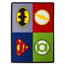 Superhero Rug For Kids Rooms Whyrll Com