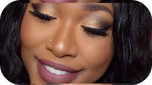 makeup tutorial ft mac melon pigment