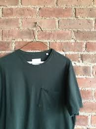 steven alan men s t shirt greenish