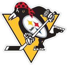 Amazon Com Pittsburgh Fan Sport Logo 4 X4 Sticker Decal Vinyl Steelers Penguins Pirates Automotive