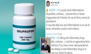 Taking ibuprofen and other anti ...