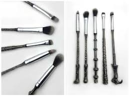 harry potter makeup brushes have e