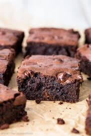 super fudgy healthy brownies the