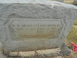 Ada Murray (1891-1942) - Find A Grave Memorial