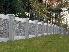 100 Best Concrete Fence Wall Images Concrete Fence Concrete Fence Wall Fence