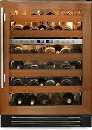 24 inch undercounter dual zone wine