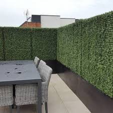 8 Ft X 8 Ft Wood Raised Garden Bed In 2020 Artificial Hedges Fence Design Backyard