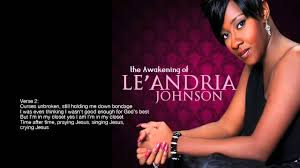 "Le'Andria Johnson - ""Jesus"" Official Lyric Video (Gospel) - YouTube"