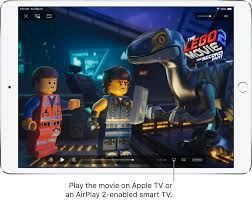 photos to apple tv or a smart tv