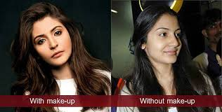 look awesome even without makeup