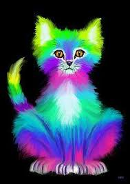 Pin by Adela Wood on Cute animals | Cat art