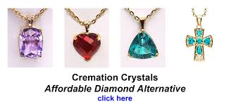 cremation jewelry