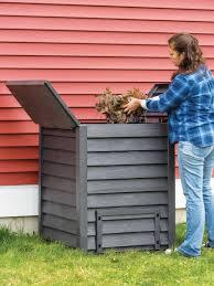 Thermo Wood 600 Garden Compost Bin Gardener S Supply In 2020 Garden Compost Compost Bin Composter