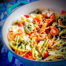smorgasbord pasta salad how to cook a
