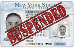 suspended ny driver s license