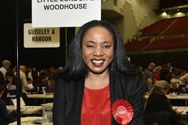 Councillor Abigail Marshall-Katung - HYDE PARK AND WOODHOUSE ONLINE
