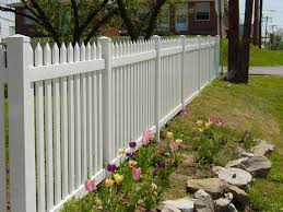 Why To Chose A Vinyl Fence How To Build A House White Vinyl Fence Vinyl Fence Pvc Fence