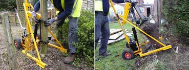 How To Remove A Fence Post From The Ground National Tool Hire Shops