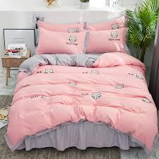 kids girls bedding set twin queen size