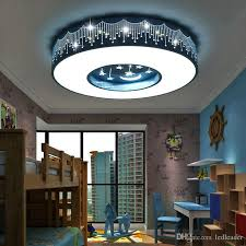 2020 nordic led round ceiling light