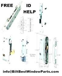 anderson patio door locksets