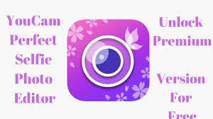 youcam perfect selfie photo editor