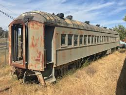 southern pacific railroad penger car