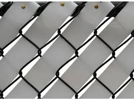 Pexco 250 Ft Chain Link Fence Weave Filler Privacy Slats Roll In White Fence Weaving Fence Fabric Contemporary Fencing