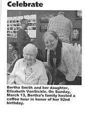 Bertha Denney Smith Obituary - Visitation & Funeral Information