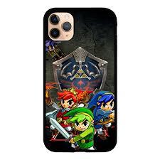 Legend Of Zelda Shield Z3475 Iphone 11 Pro Max Case Di 2020