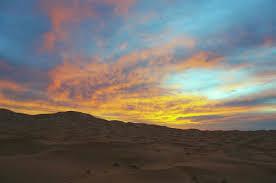 Desert Prayer | Aaron Krister Johnson