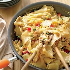 Crab-and-Corn Ribbon Pasta recipe ...