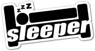 Amazon Com Sleeper Jdm Car Sticker Decal Automotive