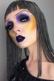 flapper costume makeup saubhaya