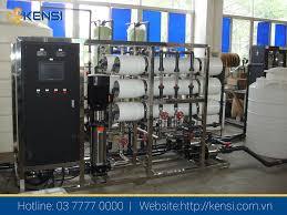 Khái niệm về hệ thống máy lọc nước công nghiệp